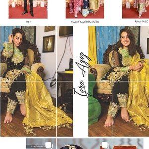 Other - Pakistani Designer suit